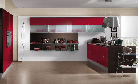 Scavolini Italian Design Kitchens Bathrooms and Living Room