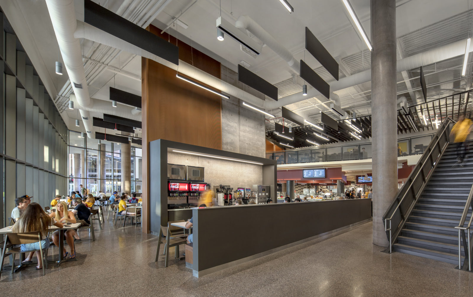 Tooker House Dining Hall SCB