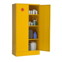 CB8F Double Door Flammable Storage Cabinet   SC Cabinets