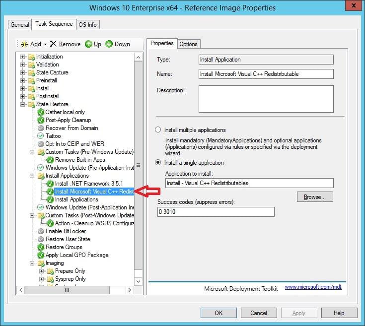microsoft visual c++ 2005 redistributable package (x64)