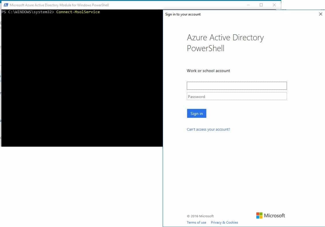 Azure AD SSO in a non-ADFS environment – Windows 10