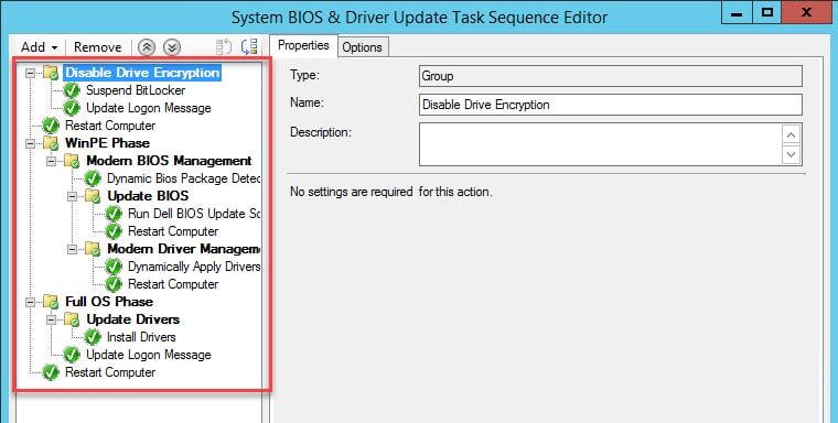 Maintaining BIOS & Drivers Post Windows Deployment