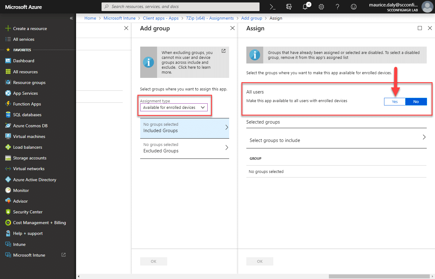 Deploy Win32 Applications with Microsoft Intune | | System