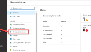 Managing Windows 10 with Microsoft Intune – Part 3