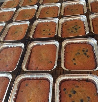 BBCAKE Blueberry Cake