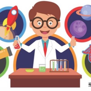 Mad Science Icon