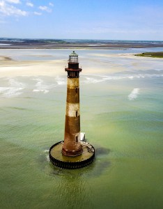Light over the lowcountry morris island photo by dennis balkham also tide tables scdhec rh