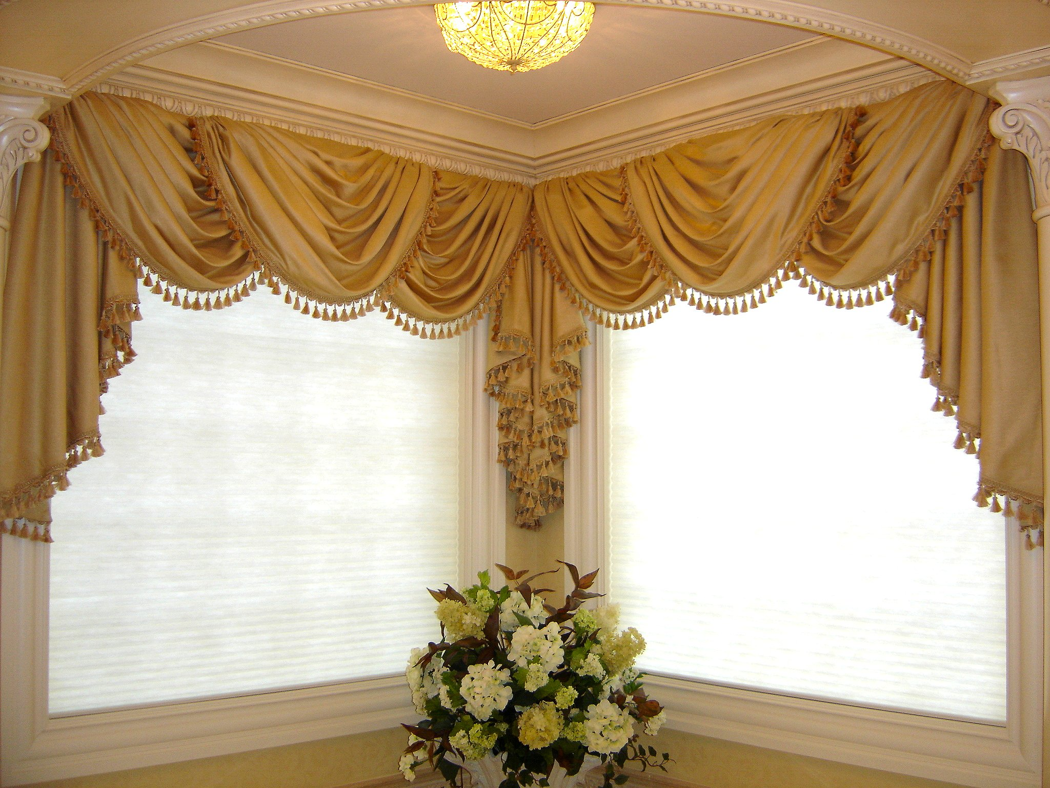 ELEGANT DRAPERY on Pinterest
