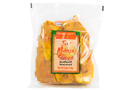 Trader Joe's Just Mango Slices