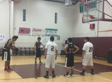 Unselfish play helps JV boys crush Valley Christian by 34