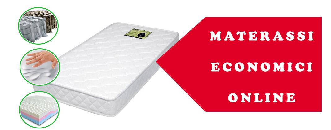 Materassi economici online  prezzi e offerte