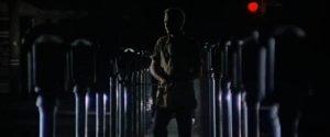 Luke personnifie les parc mètres pour soulager ses problèmes qu'il ne peut résoudre.