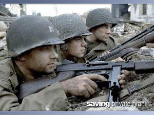 La mission a échoué pour Miller et ses hommes lorsque Ryan refuse de quitter ses frères d'armes.