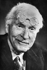 circa 1960: Swiss pioneer of psychology Dr Carl Gustav Jung (1875 - 1961). (Photo by Hulton Archive/Getty Images)