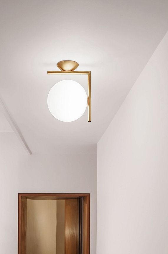 Ceiling light art deco