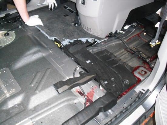 Automobile Cleanup Services