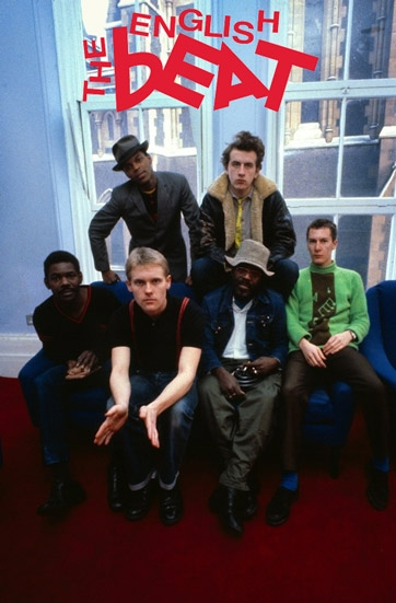 Interviews The English Beat  Features  Scene Point Blank  Music webzine  Reviews features
