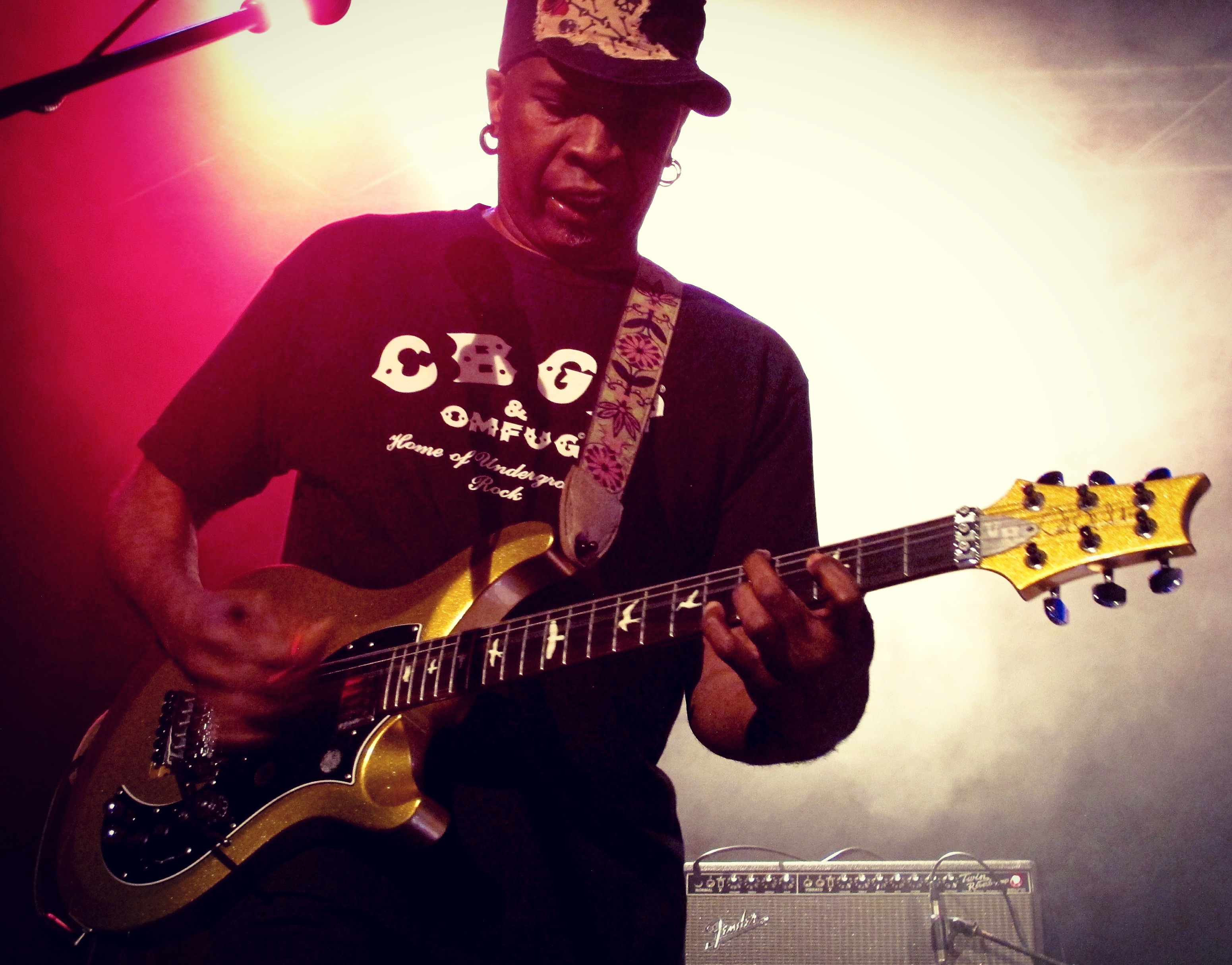 Living Colour  Metro Theatre  Blog  Scene Point Blank