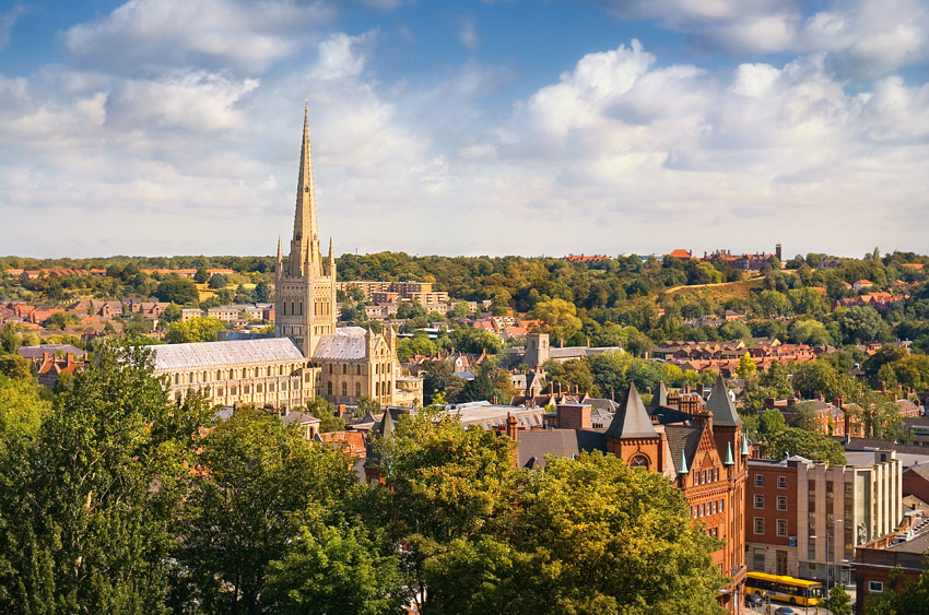 Norwich  Your guide to this historic city full of discovery