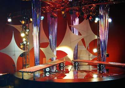 Stage Design  Concert Stage Design  TV  Television