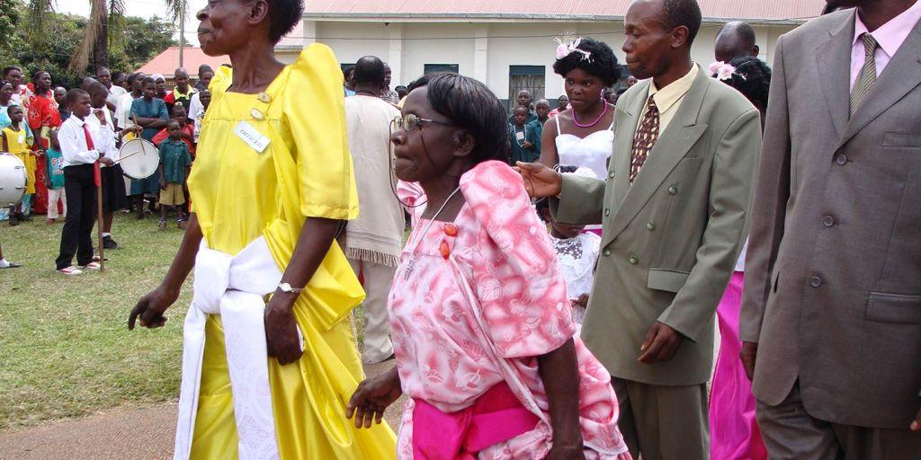 Formal Uganda Dressing