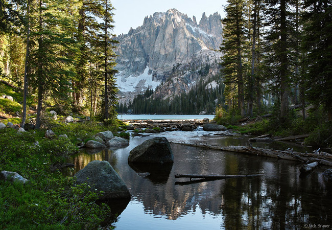 Baron Lake - Sawtooth National Recreation Area, Idaho