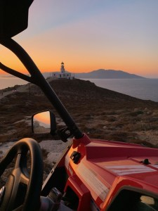 Driving a Buggy in Greece, Touring Greece, Planning a Trip to Greece