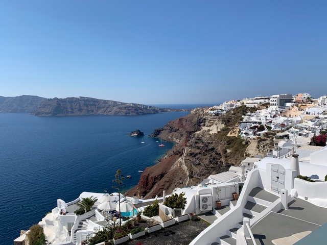 Santorini, Visting Greece, Plan a trip to Greece