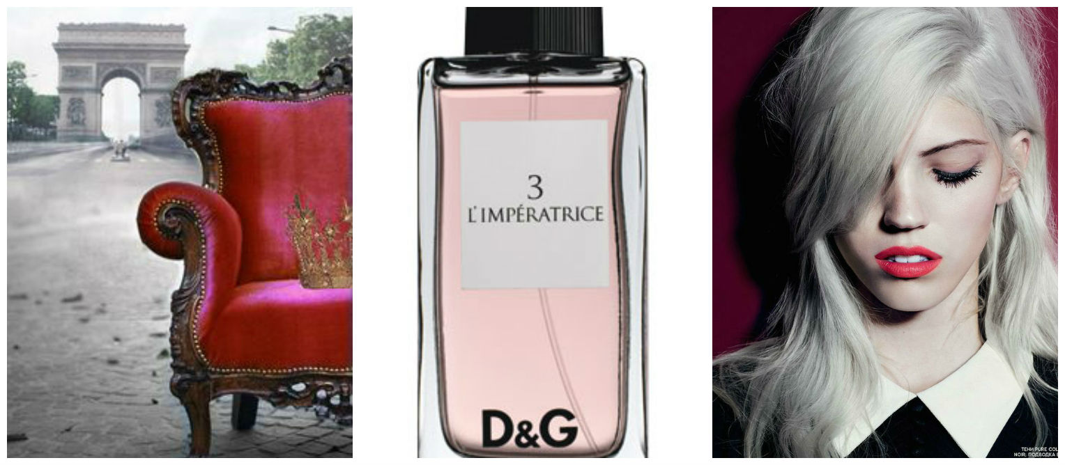 Perfume of the Day: D&G 3 L'IMPERATRICE