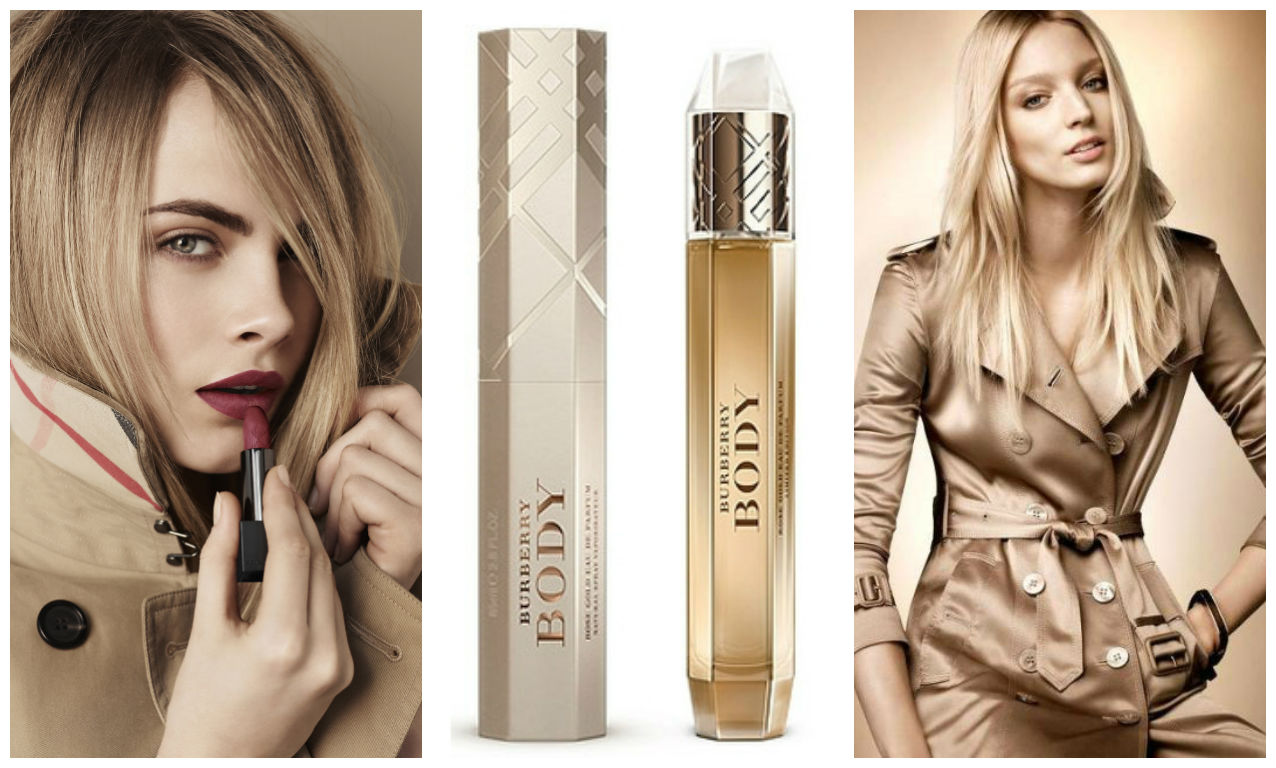 Perfume of the Day: Burberry Body Rose Gold
