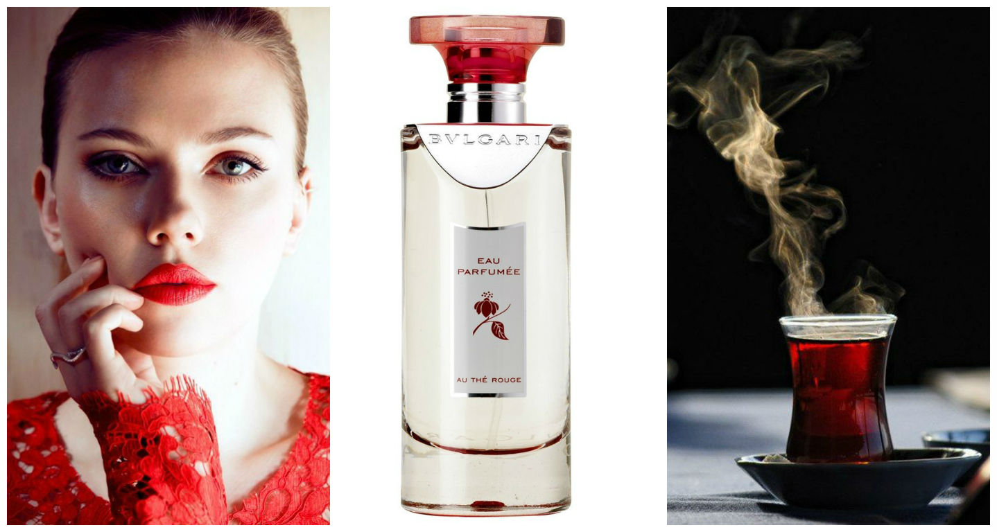 Perfume of the Day: Eau Parfumee au the Rouge by Bvlgari