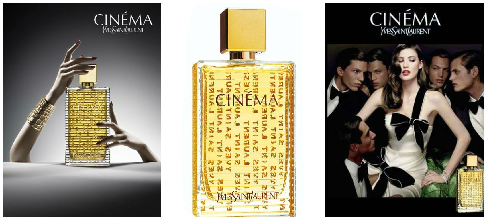 Perfume of the Day: Cinema by Yves Saint Laurent