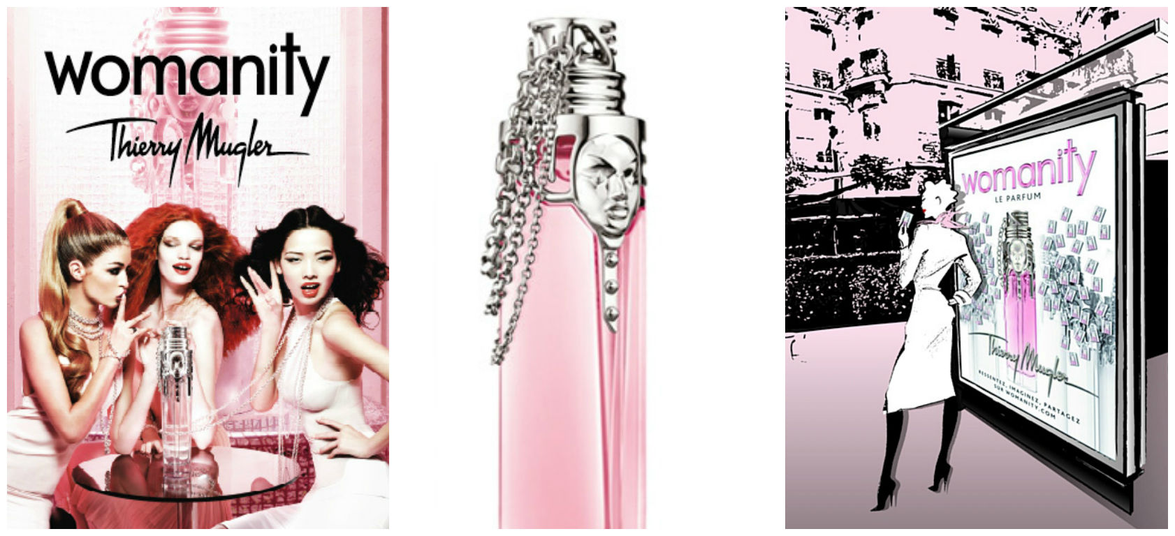 Womanity By Thierry Mugler Perfume