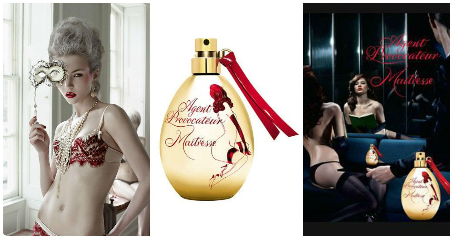 Agent Provocateur Maitresse Perfume