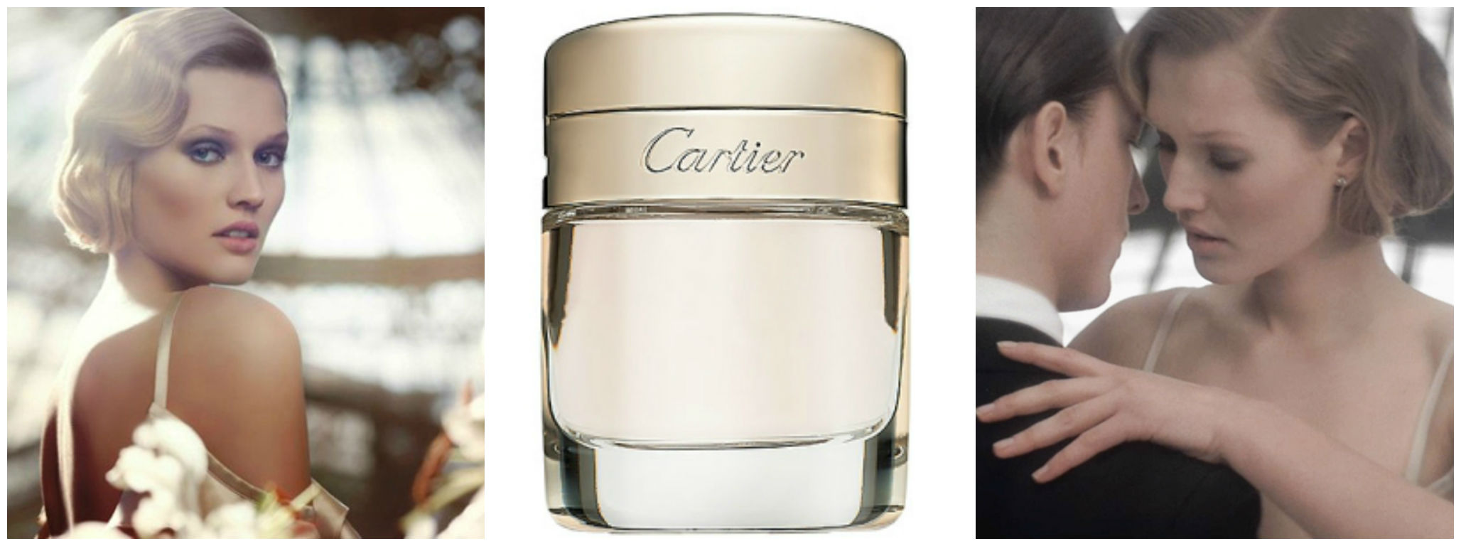 Perfume of the Day: Baiser Vole by Cartier