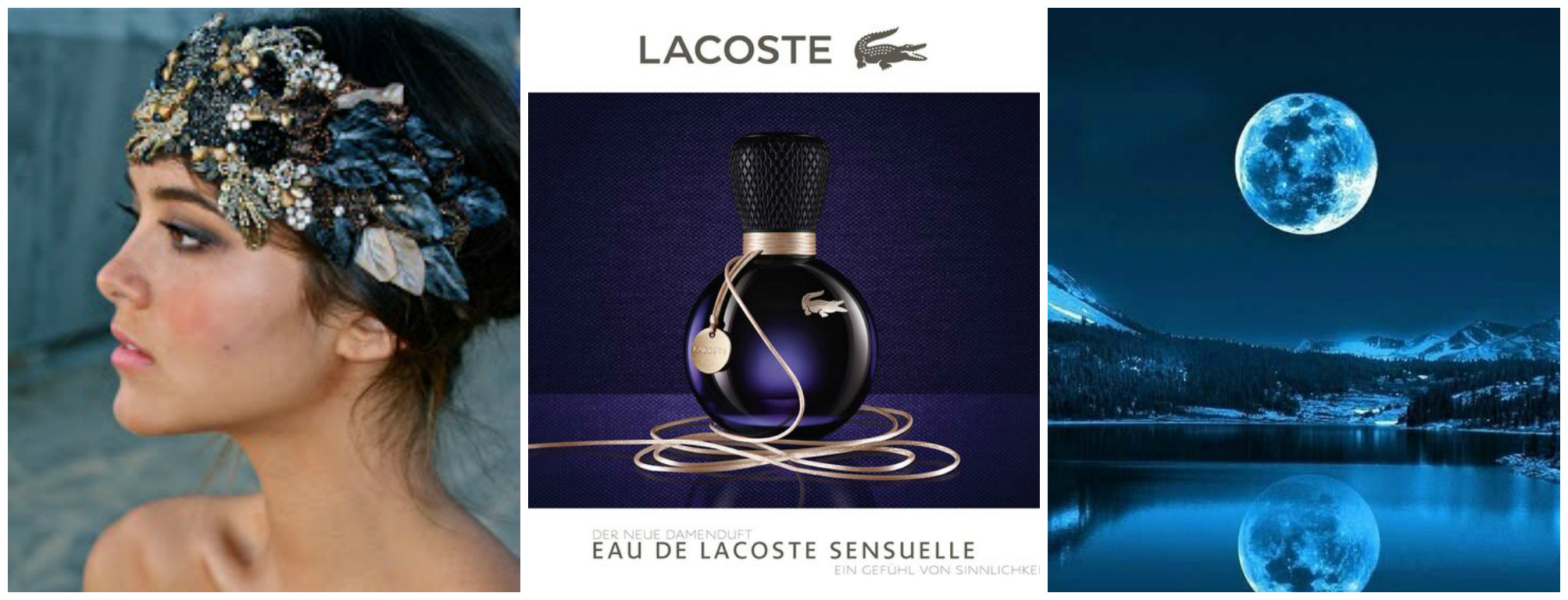 Perfume of the Day: Eau de Lacoste Sensuelle by Lacoste