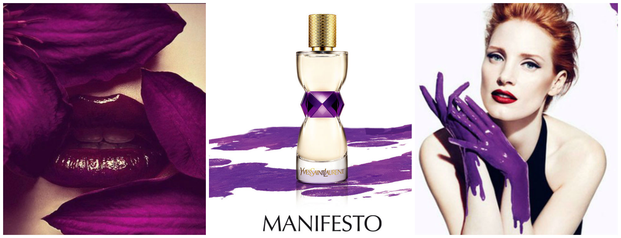 Perfume of the Day:  Manifesto by Yves Saint Laurent