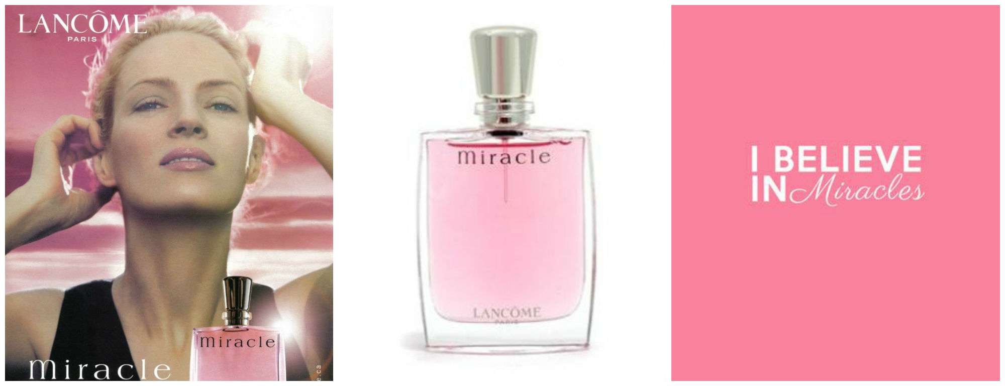 Perfume of the Day: Miracle by Lancome