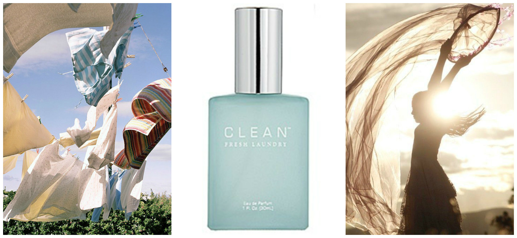 Perfume of the Day: Fresh Laundry by Clean