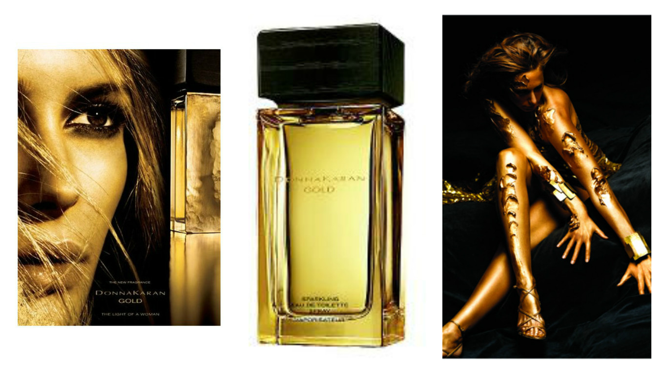 Perfume of the Day: Gold by Donna Karan