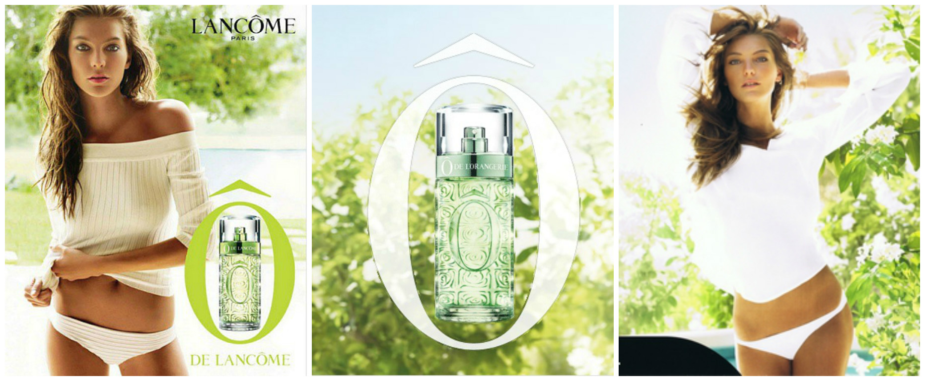 Perfume of the Day: O De L'orangerie by Lancome