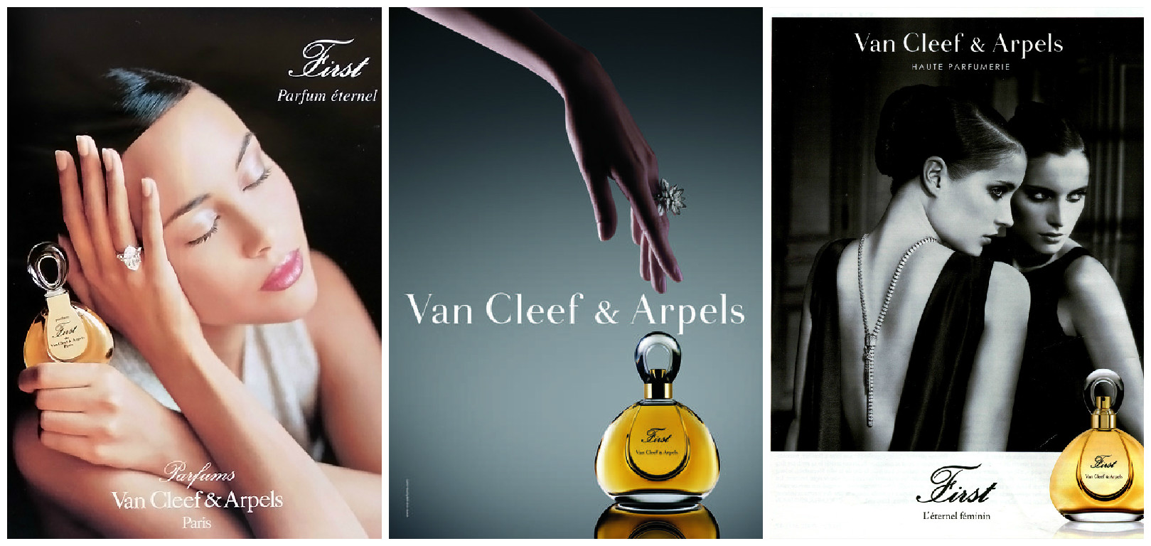 Perfume of the Day: First by Van Cleef & Arpels