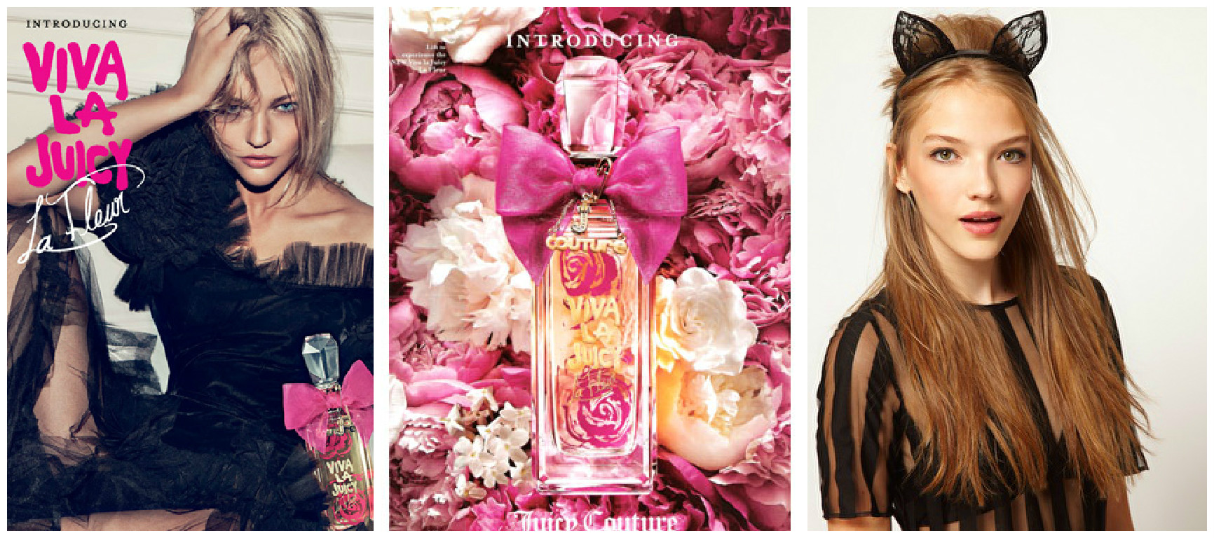 Perfume of the Day: Viva La Juicy La Fleur by Juicy Couture