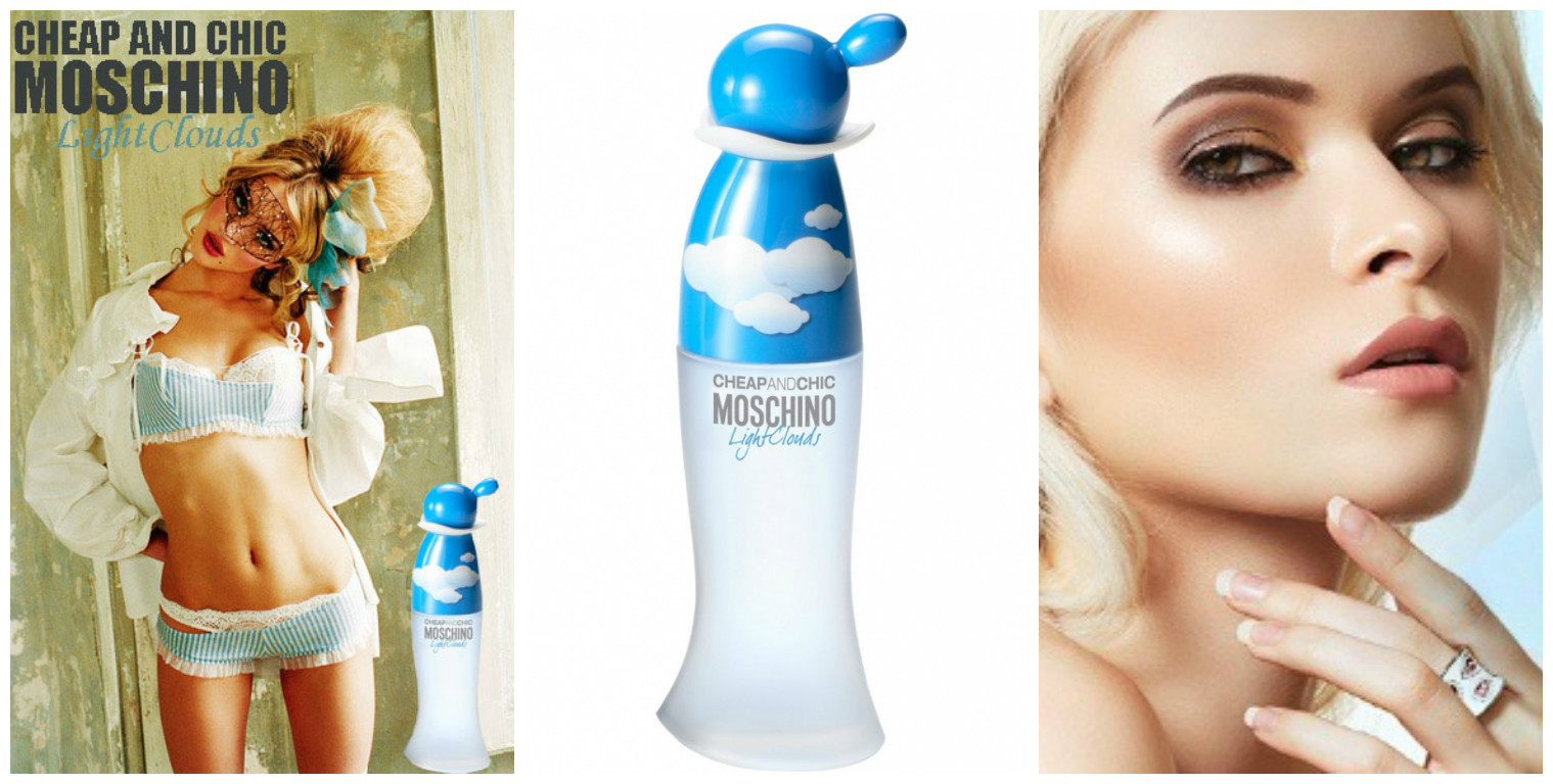 Perfume Spotlight: Cheap & Chic Light Clouds by Moschino