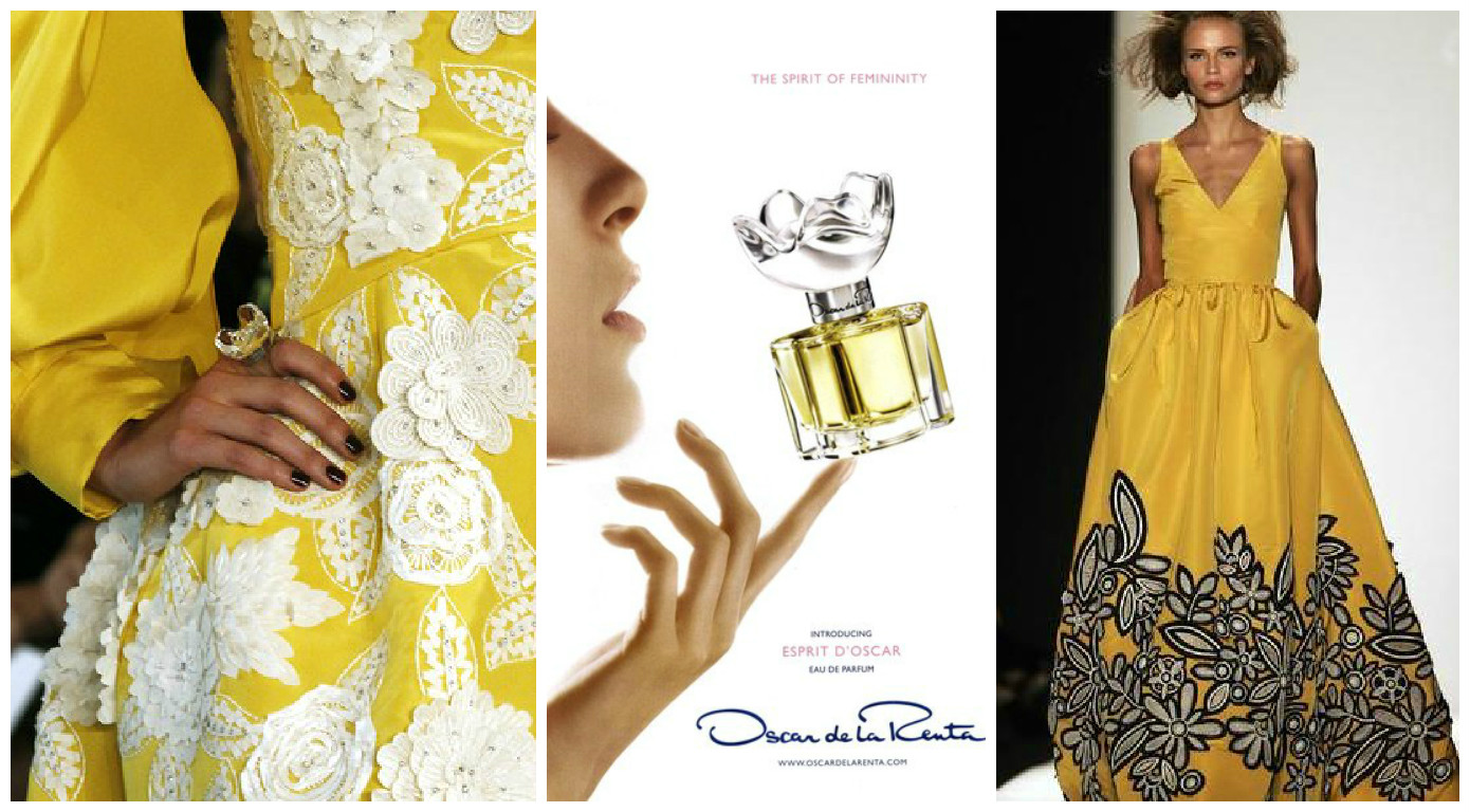 Perfume of the Day: Esprit d'Oscar by Oscar de la Renta