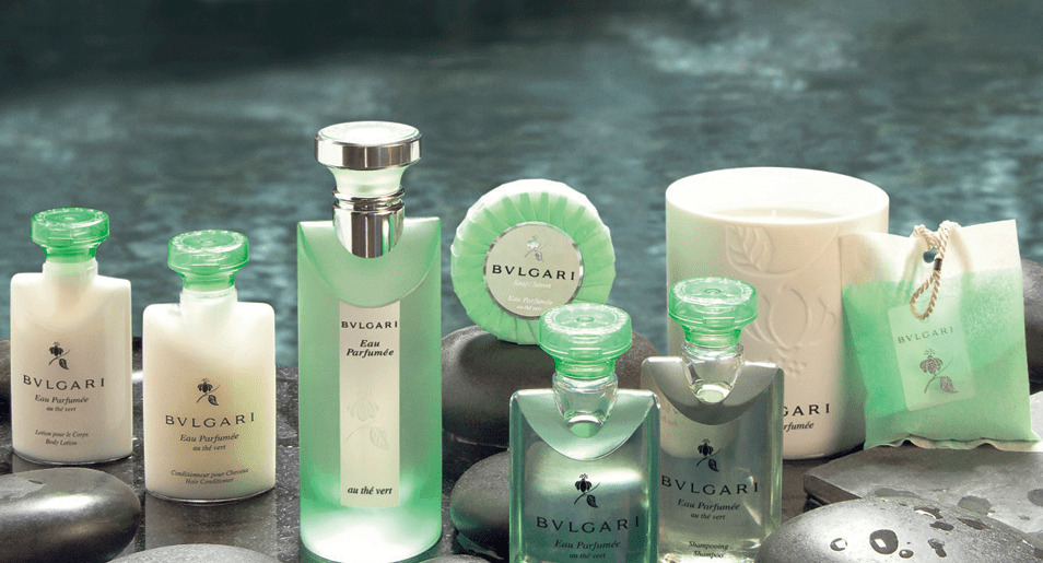Eau de Rich and Famous – Amanda Seyfried Bvlgari Eau Parfumee au The Vert