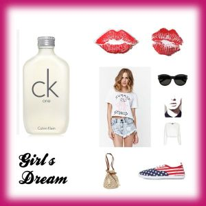 Memorial day weekend perfume + outfit suggestion