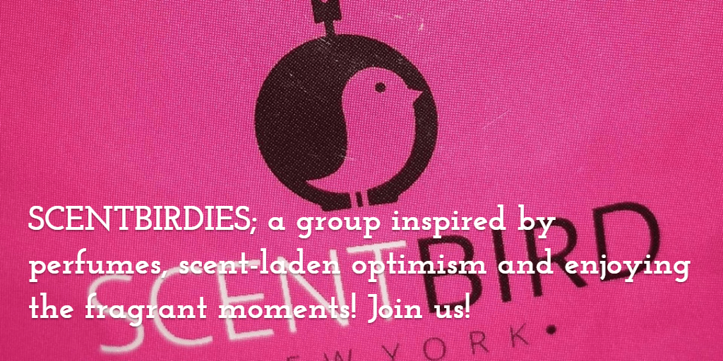 Scentbirdies: Facebook Group