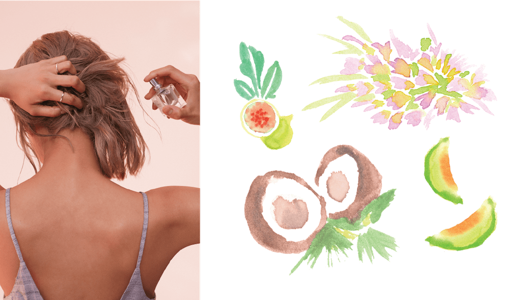How to Wear Your Perfume During the Summer