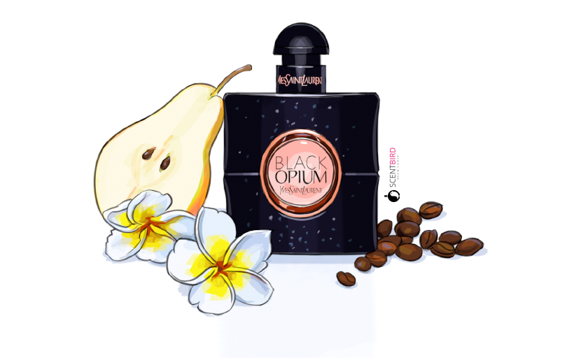 Tuesday Scent Mood: Black Opium by Yves Saint Laurent